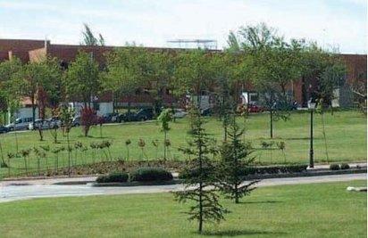 Campus de la Universidad Autónoma de Madrid en Cantoblanco y Facultad de Medicina